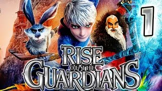 Rise of the Guardians Walkthrough Part 1 (PS3, X360, WiiU, Wii) No Commentary