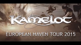 KAMELOT HAVEN EUROPEAN TOUR 2015