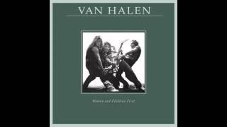 Romeo Delight - VAN HALEN [Backing Track]