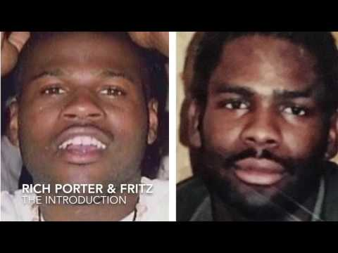 "RICHARD ""FRITZ"" SIMMONS - RICH PORTER INTRO TO THE HARLEM MESSIAH"