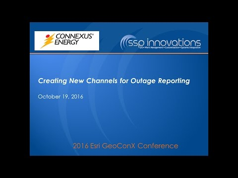 Creating New Channels For Outage Reporting