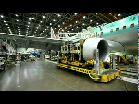 Boeing Flight-Manufacturing