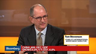 Fidelity's Stevenson Expects Equities Bull Market to `Grind On'