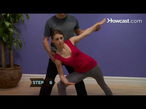 How to Do the Extended Side Angle Pose
