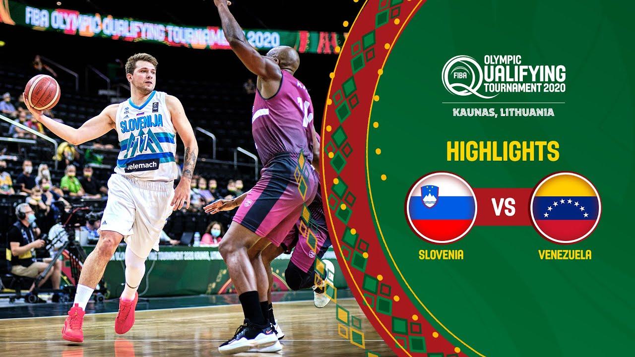 Slovenia - Venezuela | Semi-Finals | Full Highlights