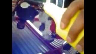 Эффект после использования Sonax PremiumClass Carnauba Wax
