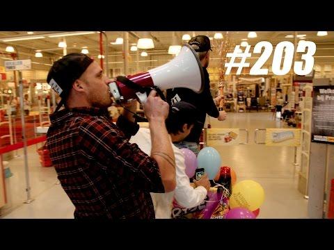#203: Pizzabezorging in een Bouwmarkt 2.0 [OPDRACHT]
