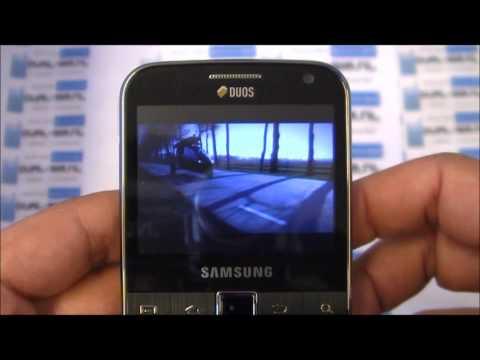 Unboxing van Samsung Galaxy Y Pro Duo`s Android 2.3.7 dual-sim GSM