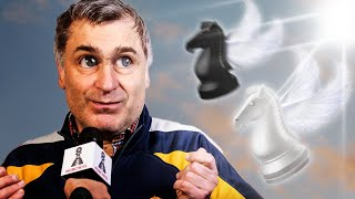 The Best Chess Interview on YouTube