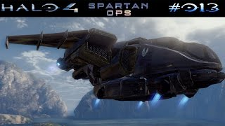 HALO 4: SPARTAN OPS | #013 - Catherine: Spartan Berg | Let's Play Halo The Master Chief Collection