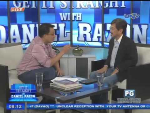 UNA Interim Secretary General talks about VP Binay's Issues (Part 2)