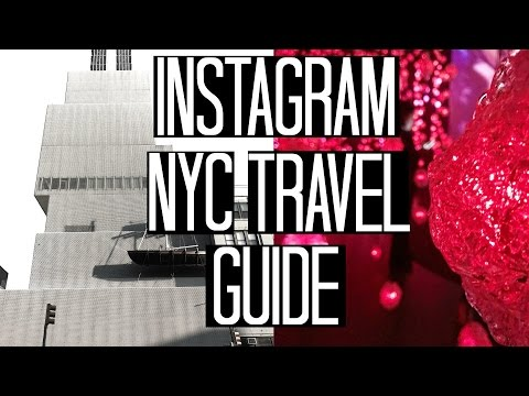 BEST NYC INSTAGRAM PLACES: TRENDY, HIPSTER, CHEAP | TRAVEL GUIDE