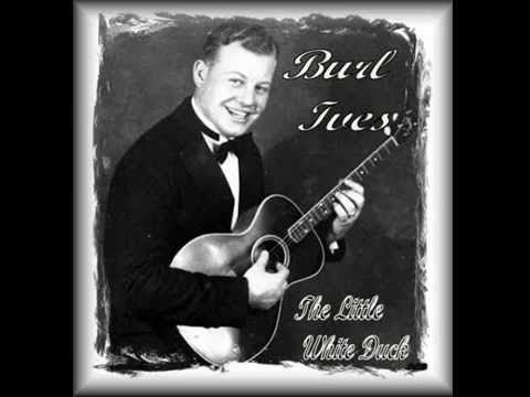 Burl Ives - The Little White Duck