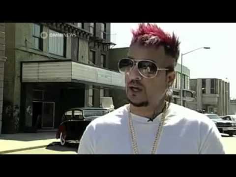 Jazzy B Maharaja Album Nakhro Song Video Shoot [HD] - YouTube.flv