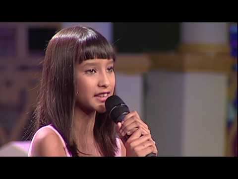 Anmolpreet Kaur Singing Neha Kakkar Song Pyaar Te Jaguar | Voice of Punjab Chhota Champ 3