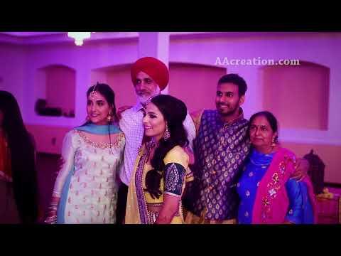 punjabi-wedding-sde-highlights- -ashvira-&-harjot- -sacramento-california