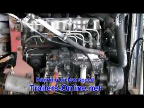 Used Isuzu C201 Diesel Engine For Sale
