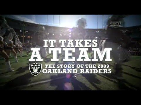 2009 Oakland Raiders YearBook