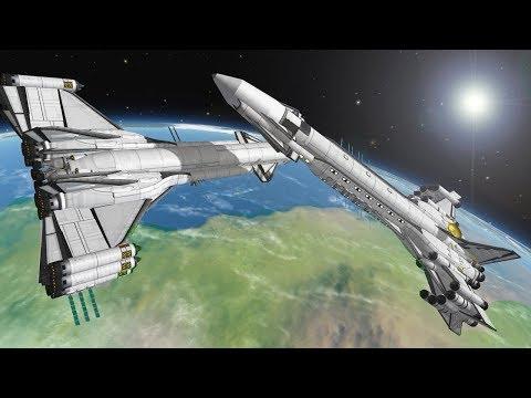 KSP: Flight of the Super-SSTOs! - Green Harvest ep. 6