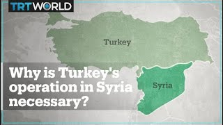 The US, Daesh and the PKK: Explaining Turkey's operation in Syria