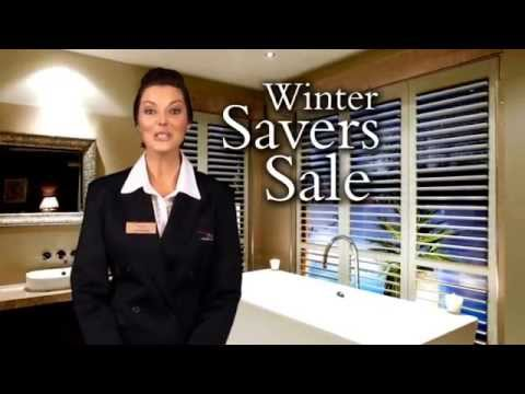 Winter Savers Sale 2014 - Victory Curtains and Blinds