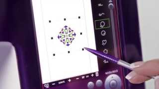 creative™ 4.5 Basic Shape Creator™ feature by PFAFF®