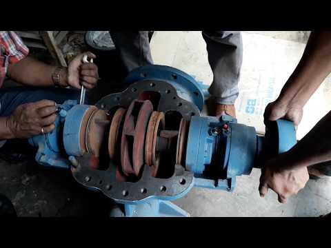 Centrifugal Pump Impeller Maintenance