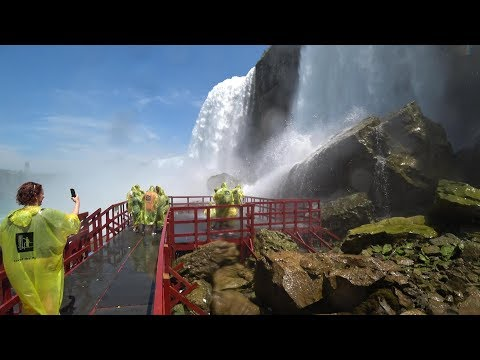 Cave Of The Winds, Niagara Falls 4K