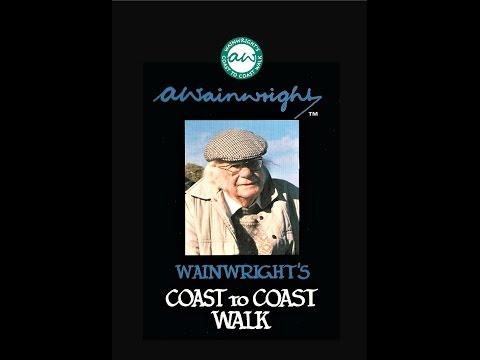 A. Wainwright's Coast to Coast walk. (Part 1) St.Bee's Head to Haweswater
