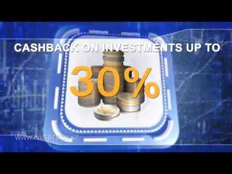 KAZNEX - Invest in Kazakhstan