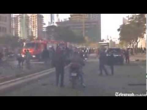 Car bomb kills aide to Lebanese Prime Minister in Beirut