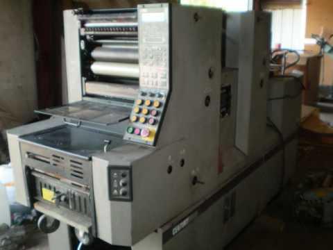 Maquinas para imprenta for Maquinas para toldos enrollables