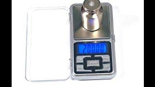 Цифрові ювелірні ваги TS-C06 200 г+/-0,01 р. Відеоогляд від Інтернет-магазину Electronoff