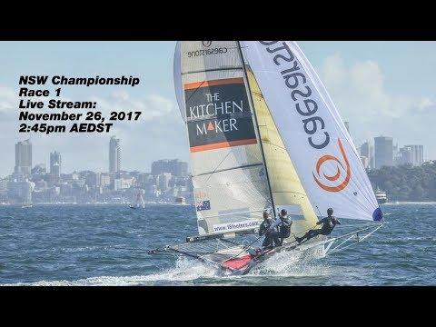 NSW Championship Race 1 26/11/2017