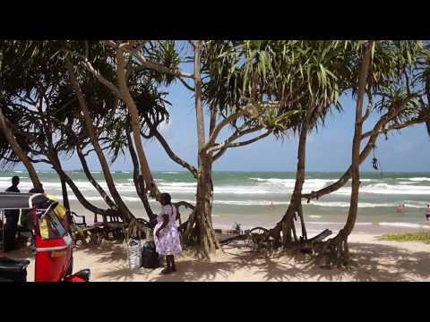 Sri Lanka , Bentota, Bentota beach Hotel, coast of Indian Ocean