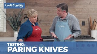 The Best Paring Knives for Precise Kitchen Jobs