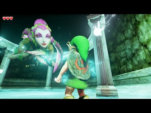 Unreal Engine 4 [4.11] Zelda Ocarina Of Time / Great Fairy