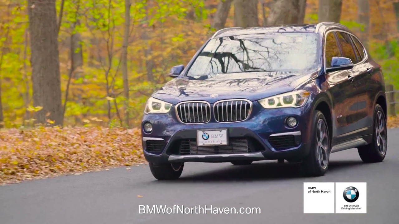 BMW North Haven >> Bmw Of North Haven 2017 X1 Sav Commercial
