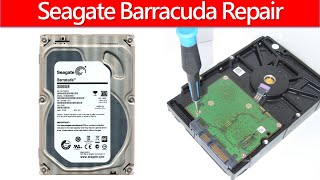 Seagate Barracuda repair data recovery  ST1000DM001   ST1000DM003  ST2000DM003  ST3000DM001