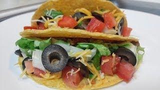 Taco Bell Dinner Kit