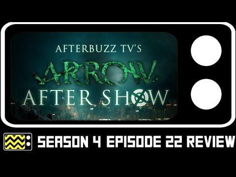 Arrow Season 4 Episode 22 Review W/ James Bamford | AfterBuzz TV