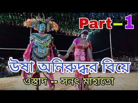 Sanat Mahato Cho Dance || Usha & Aniruddha...