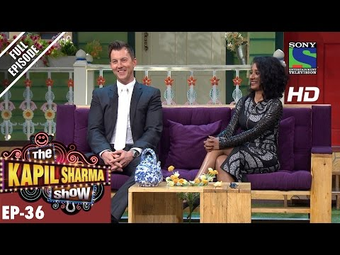 Thumbnail: The Kapil Sharma Show - दी कपिल शर्मा शो–Episode 36–Brett Lee in Kapil's Mohalla - 21st August 2016