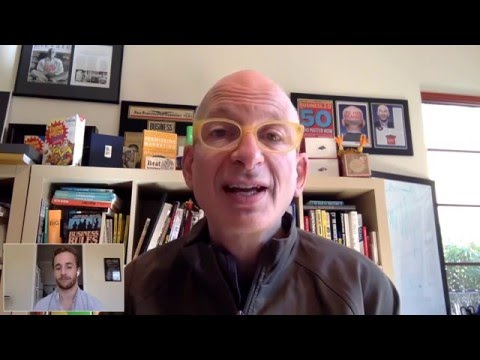 Seth Godin Interview - How to Dance with Fear