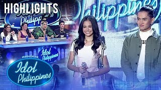Idol Judges, pinuri ang performance nina Zephanie at Miguel | Live Round | Idol Philippines 2019