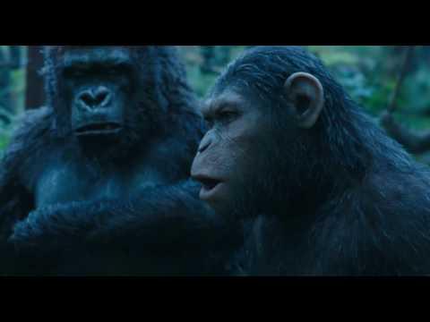 Планета обезьян Революция (2014) трейлер