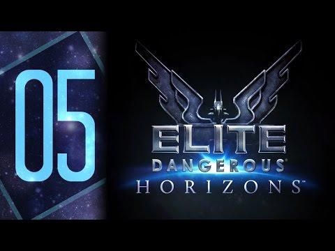 Elite Dangerous Horizons - Episode 5: BLACK BOX MISSION DONE PROPERLY (Let's Play Series)