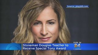 Marjory Stoneman Douglas Hero Teacher To Get Special Award