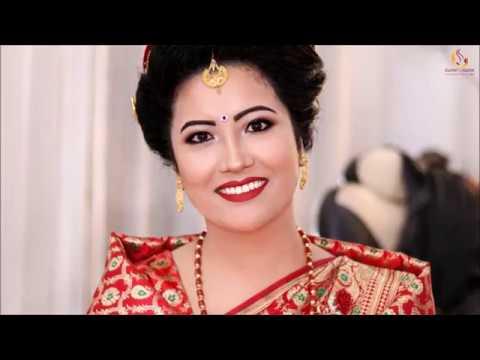 Bridal Makeup Nepali Bride
