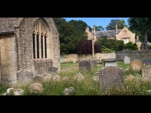 Exploring Layers of History at Stanton Church